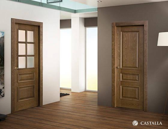 Puertas de entrada Castalla Carpintería