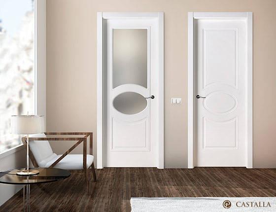 Puertas de entrada Castalla Lacada