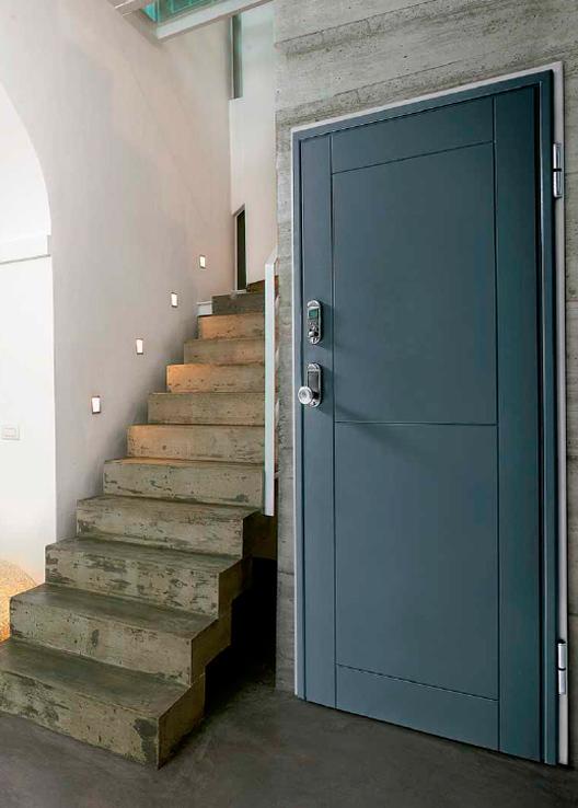 Puertas de entrada Dierre